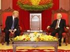 Kỷ niệm 25 năm quan hệ Việt Nam – Hoa Kỳ