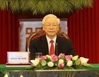 Tổng Bí thư Nguyễn Phú Trọng: Các quốc gia, chính đảng cần nêu cao tinh thần đoàn kết, cộng đồng trách nhiệm