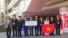 Việt Nam thắng lớn tại Olympic Vật lý châu Á 2014