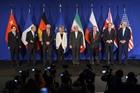 Thỏa thuận khung của Iran và P5+1 về chương trình hạt nhân
