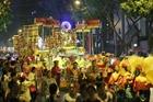 Tăng ni, phật tử cả nước mừng Đại lễ Phật đản