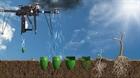 Mỹ: Trồng cây xanh bằng máy bay không người lái