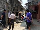 Thông tin vụ ngạt khí chết 3 người tại Hà Nội