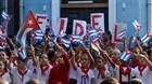 Cuba kỷ niệm một năm ngày Fidel Castro qua đời