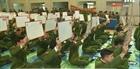 Hội thi tìm hiểu Nghị quyết TW4