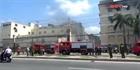 Nhóm thợ hàn gây ra vụ cháy tại C.ty Kwong Lung Meko
