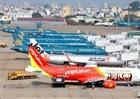 Ba hãng bị nhắc nhở về tỷ lệ chậm, hủy chuyến bay tăng cao