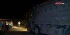 Đêm truy quét xe quá tải