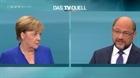 Thủ tướng Merkel chiến thắng áp đảo đối thủ trong tranh luận trên truyền hình