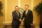 Bộ trưởng Tô Lâm tiếp Giám đốc Công an tỉnh Liêu Ninh, Trung Quốc