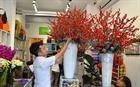 Nhiều loại hoa lạ ngoại nhập khuynh đảo thị trường Tết