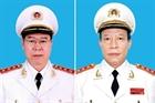 Bổ nhiệm chức danh Thủ trưởng Cơ quan An ninh điều tra và Cơ quan Cảnh sát điều tra Bộ Công an