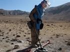 Đội nữ rà phá bom mìn đầu tiên ở Afghanistan