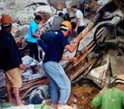 Sạt lở tại mỏ đá ở Cao Bằng: Hai người tử vong