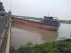 Tàu thủy đâm va vào gầm cầu An Thái, Hải Dương