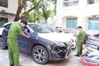 Theo dấu nhóm trộm xế sang xuyên Việt