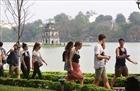 Trên 270 nghìn lượt du khách đến Hà Nội dịp 2/9