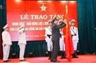 Lực lượng Công an chi viện chiến trường miền Nam đón nhận danh hiệu Anh hùng lực lượng vũ trang nhân dân