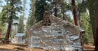 Sáng kiến bọc giấy bạc bảo vệ nhà trước rừng lửa