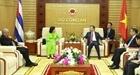 Bộ trưởng Tô Lâm tiếp xã giao Đại sứ Cuba