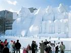 Khai mạc lễ hội tuyết Sapporo ở Nhật Bản
