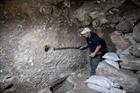 Jerusalem: Phát lộ nhiều căn phòng cổ dưới lòng đất