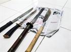 Tạm giữ nhóm thanh niên truy sát nhau bằng dao rựa