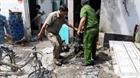 Vụ cháy phòng trọ 3 người thương vong, nghi do chồng phóng hỏa