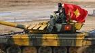 Đội xe tăng Việt Nam đứng thứ hai ở bán kết Army Games 2020