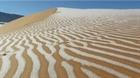 Tuyết rơi bất thường ở sa mạc Sahara