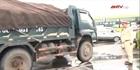 Xử lý 24 trường hợp mua bán, vận chuyển cát trái phép