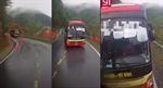 Xe khách mất lái khi đổ đèo đâm trực diện xe tải