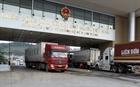 Đảm bảo thông quan hàng hóa tại cửa khẩu Lào Cai ngày đầu năm