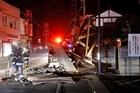 Động đất tại Nhật Bản: Ít nhất 100 người bị thương