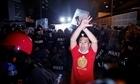 Thái Lan: Nhiều người bị thương và bắt giữ trong cuộc biểu tình