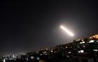 Lực lượng phòng không Syria đánh chặn nhiều tên lửa Israel
