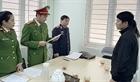 Khởi tố nguyên GĐ và cán bộ văn phòng đăng ký đất huyện Ngọc Lặc