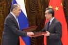 Trung Quốc và Nga đạt đồng thuận chiến lược