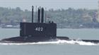 Indonesia đẩy nhanh tìm kiếm tàu ngầm gặp nạn