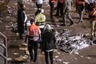 Giẫm đạp tại lễ hội tôn giáo Israel: Con số thương vong tiếp tục tăng