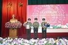 Công bố các quyết định của Bộ trưởng Bộ Công an về công tác cán bộ