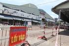 Phát hiện 6 F0 ở chợ đầu mối, Đà Nẵng thông báo khẩn