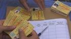 Lào Cai cấp phát thẻ QR tại cửa khẩu và kho bãi