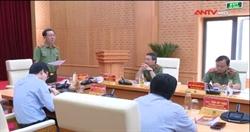 Xây dựng quy chế phối hợp giữa Đảng ủy Công an TƯ với các Tỉnh ủy Thành ủy