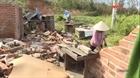 Khánh Hòa nỗ lực xây lại nhà ở sau bão