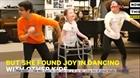 Dự án khiêu vũ dành cho trẻ khuyết tật