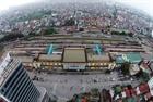 Xung quanh đề xuất xây dựng cao ốc khu vực ga Hà Nội