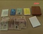 Lai Châu: Cảnh sát 113 trả lại ví tiền cho người đánh rơi