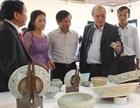 Trưng bày cổ vật từ tàu đắm tại vùng biển Quảng Nam, Quảng Ngãi