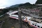 Lật tàu cao tốc ở Đài Loan (Trung Quốc), hàng trăm người thương vong